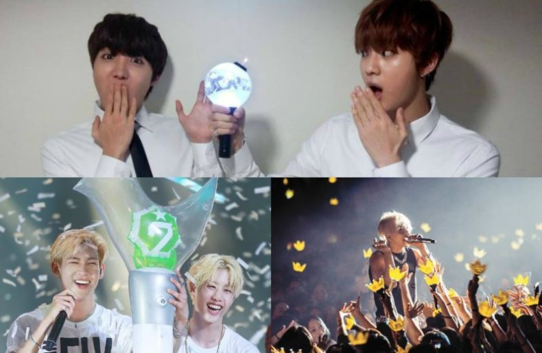 8 Creative Ways To Put Your K-Pop Light Stick To Good Use