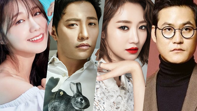"JTBC's New Drama ""Untouchable"" Confirms Main Cast And Air Date"