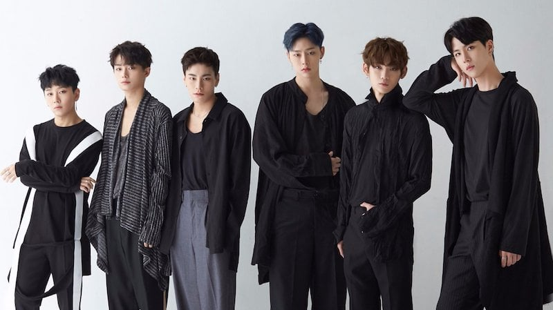 JBJ Looks Stunning In First Official Profile Pictures As Group