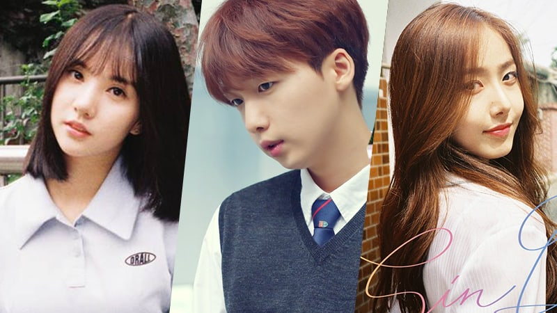 """GFRIEND's Eunha And SinB To Join Jeong Sewoon As Special MCs On """"M!Countdown"""""""