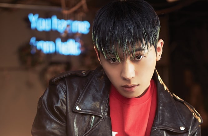 """Teen Top's Changjo To Make Special Appearance In """"Criminal Minds"""""""