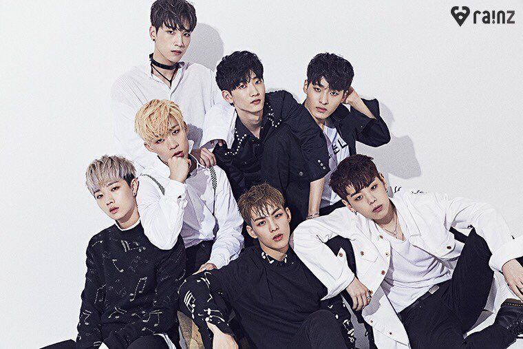 RAINZ Announces Official Colors Before Debut