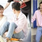 """Man Who Sets The Table"" Shares Behind-The-Scenes Stills Of Girls' Generation's Sooyoung and On Joo Wan"