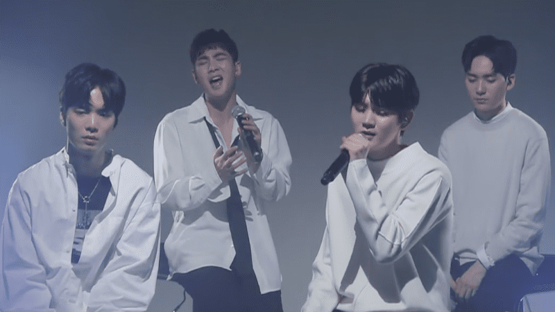 Watch: NUEST W Performs 2017 Version Of Chart-Climbing Track Hello