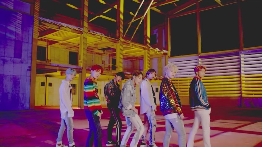 """Watch: BTS Drops Much-Anticipated First Teaser Video For """"DNA"""" MV"""