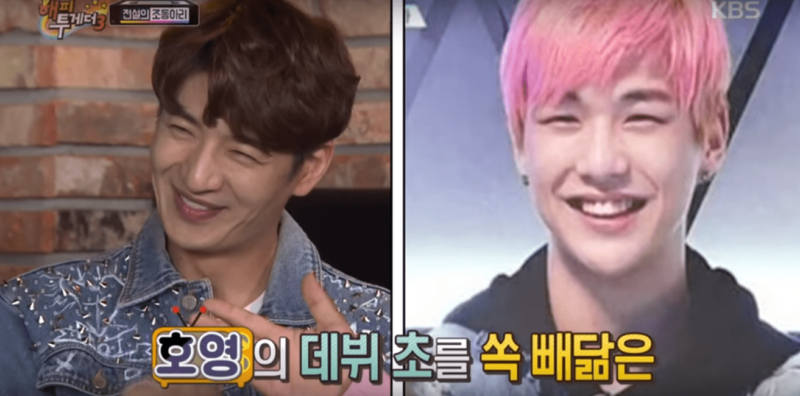 g.o.d's Son Ho Young Talks About First Contacting Look-Alike Wanna One's Kang Daniel