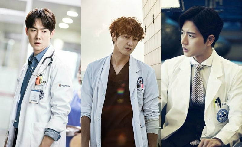 9 Of The Sexiest Doctors In The K-Drama Universe