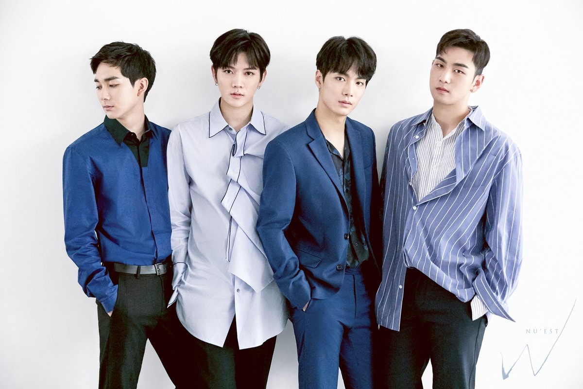 "NU'EST W Scores First Win With ""Where You At""; Soompi's K-Pop Music Chart 2017, October Week 5"