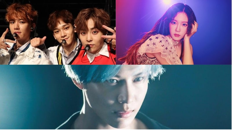 EXO-CBX And Girls' Generation's Taeyeon Sing OSTs For Taemin's Japanese Drama