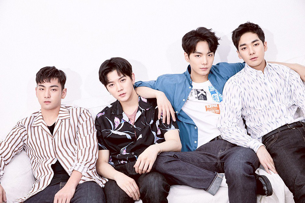 NUEST W Sells Out Fan Meeting Tickets In 2 Minutes