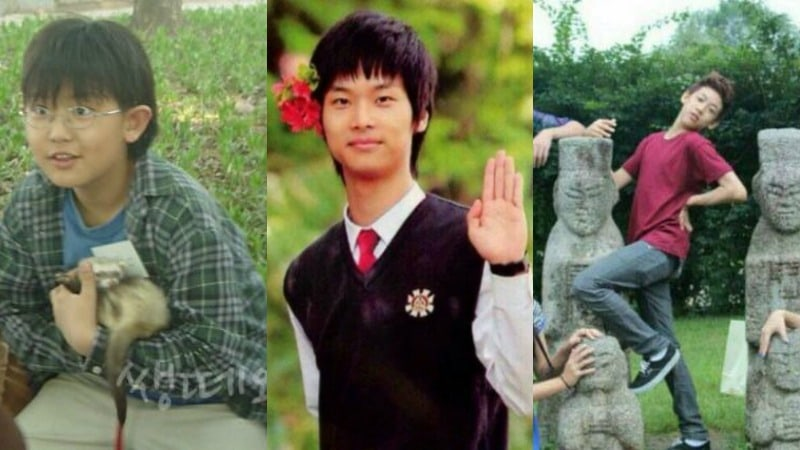 15 Idols With The Funniest Pre-Debut Pictures | Soompi