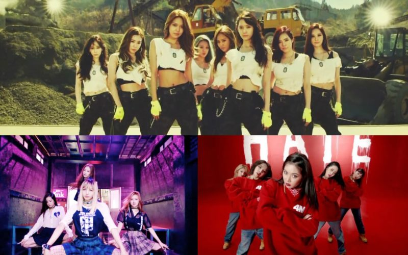 17 Times K-Pop Girl Groups Blew Us Away With Their Powerful Performances