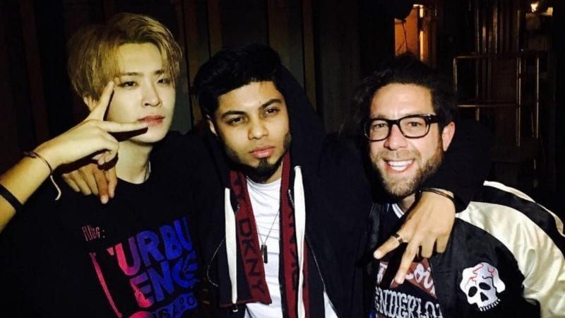 Listen: GOT7s Youngjae Shares Victim Of Love Collab Featuring Sanjoy And Elliott Yamin