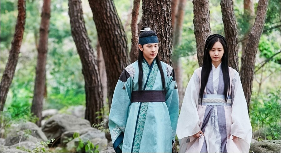 The King Loves Exposes Viewers To The Natural Beauty Of South Korea