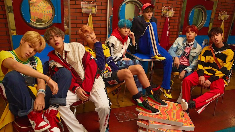 BTS tops iTunes charts in Armenia and 72 other countries