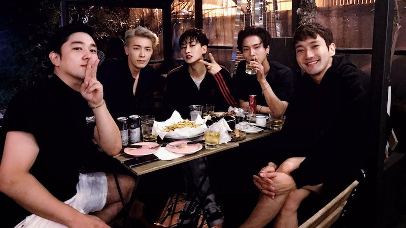 Yesung Shares Photos From Meet-Up With Super Junior Members