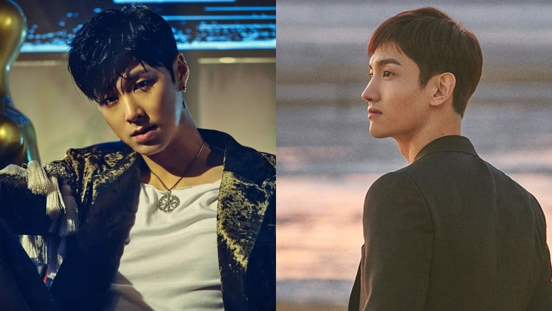 TVXQ Unveils Teaser Images For Upcoming SM STATION Solo Tracks