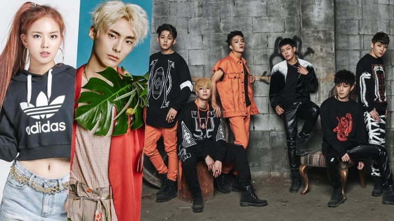 """Janey, A.C.E's Jun, BIGFLO, And More To Join Idol Rebooting Show """"The Unit"""""""