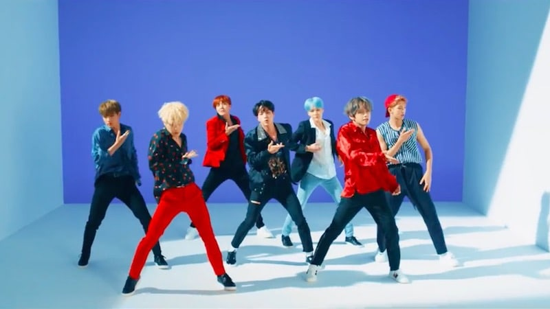 "BTS Says Choreography For ""DNA"" Is Their Most Difficult Yet"