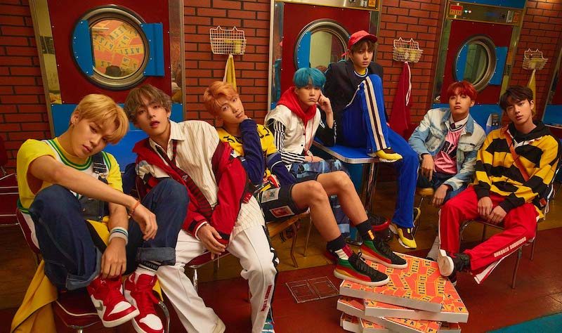 BTS Sets New First Day Album Sales Record With Love Yourself: Her