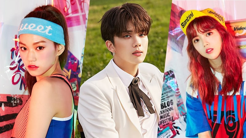 "B.A.P's Youngjae To Join Weki Meki's Kim Doyeon And Sooyeon As Special MCs On ""The Show"""