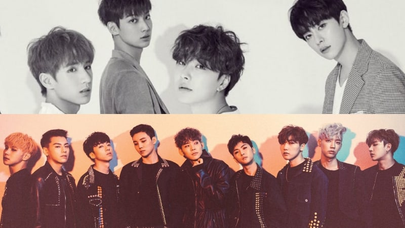 """Several Members Of Boyfriend And ToppDogg To Appear On Idol Rebooting Show """"The Unit"""""""