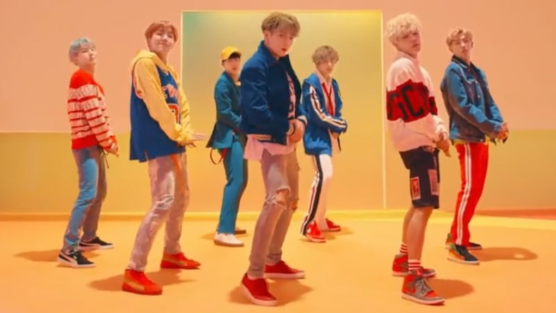 "BTS's ""DNA"" Becomes Fastest K-Pop Group MV To Reach 20 Million Views"