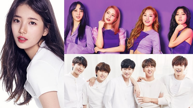 """Suzy, MAMAMOO, And B1A4 Confirmed To Appear On Upcoming Episodes Of """"JYP's Party People"""""""