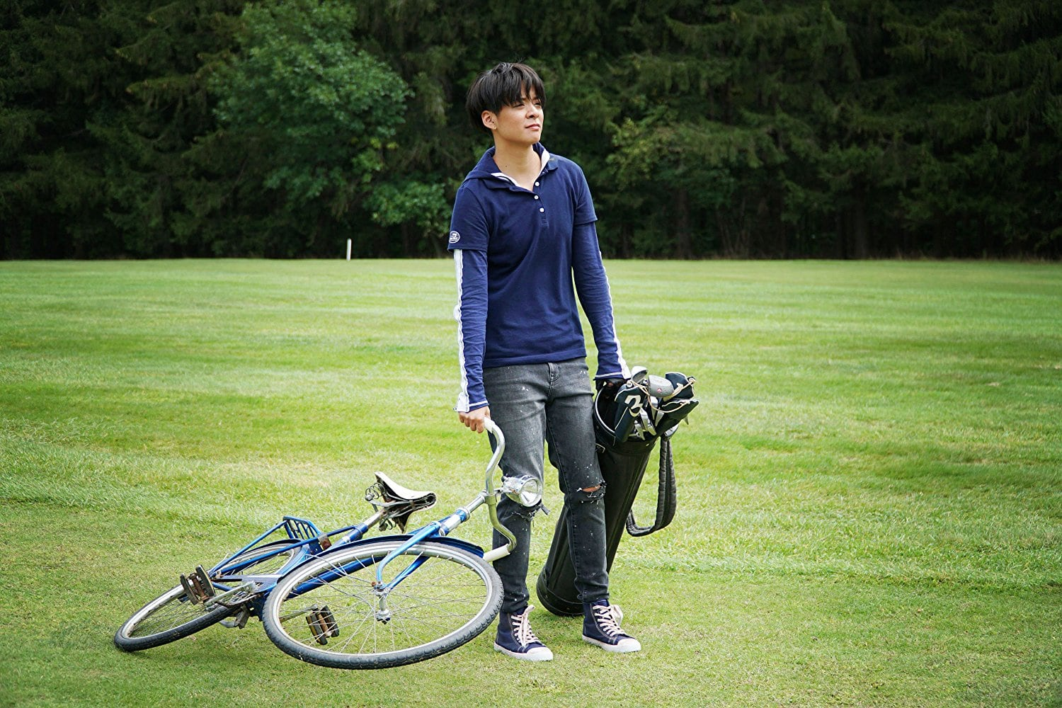 """f(x)'s Amber Confirmed To Star In Golf-Themed Film """"The Eagle And The Albatross"""""""