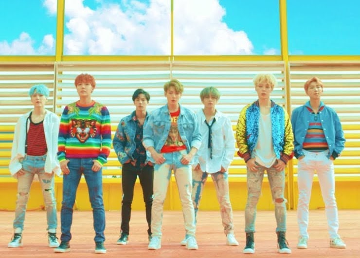 BTS Breaks K-Pop Group Record For Most MV Views In 24 Hours