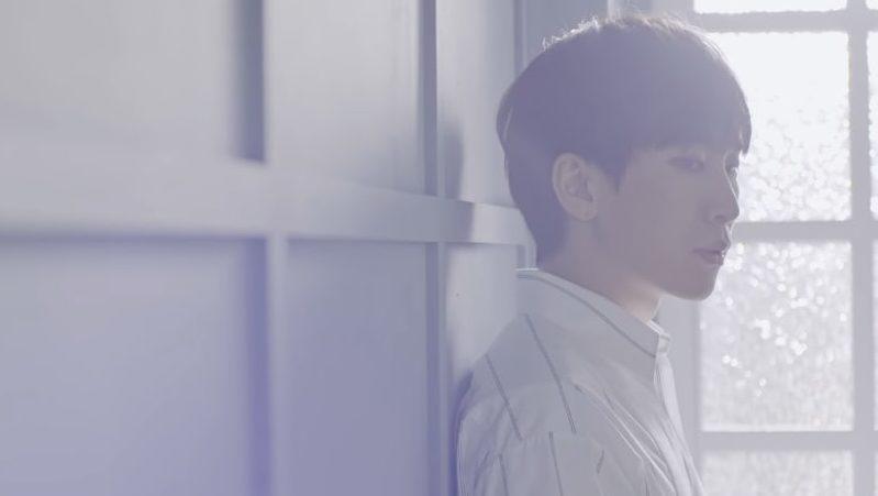 "Watch: BTOB's Eunkwang Says It's Only Been ""One Day"" In Bittersweet MV"