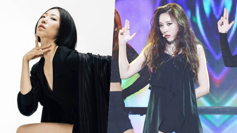 """Gashina"" Choreographer Lia Kim Praises Sunmi And Says She Knew The Song Would Be A Hit"