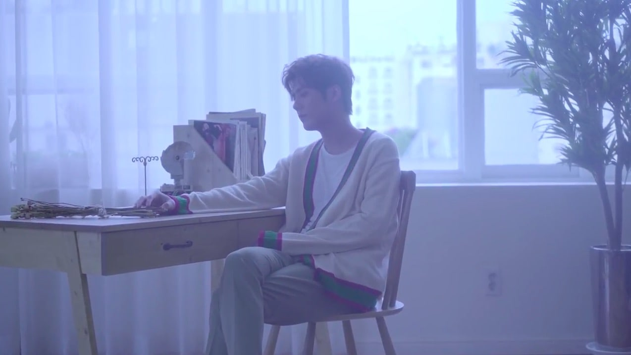 "Update: SS301's Kim Kyu Jong Previews ""Hug Me"" MV Through New Teaser Video"