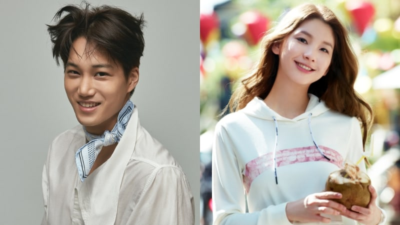 EXOs Kai And Kim Jin Kyung Talk About Their Chemistry And Friendship During Filming