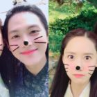 """YoonA Thanks Viewers Of """"The King Loves"""" After Finale And Shares Photos From Set"""