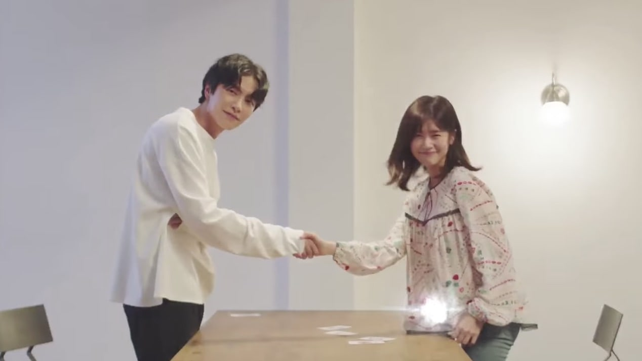 Watch: Lee Min Ki And Jung So Min Negotiate Living Together In Because This Is My First Life Teaser