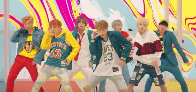 "BTS's ""DNA"" Becomes Fastest K-Pop Group MV To Reach 30 Million Views"