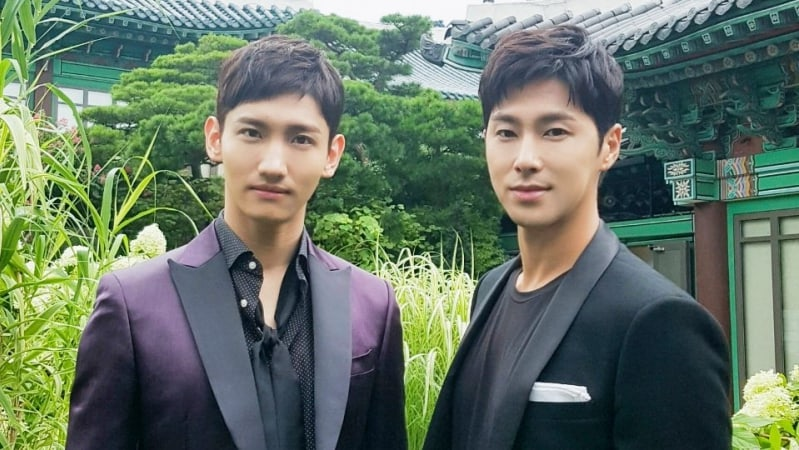 TVXQ Opens Official Social Media Accounts As They Kick Off TVXQ WEEK