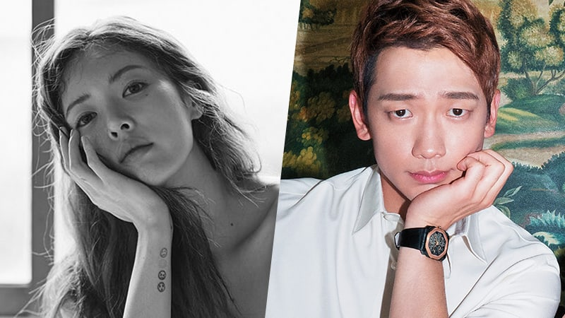 """HyunA In Talks To Join Rain As A Mentor On """"The Unit"""""""