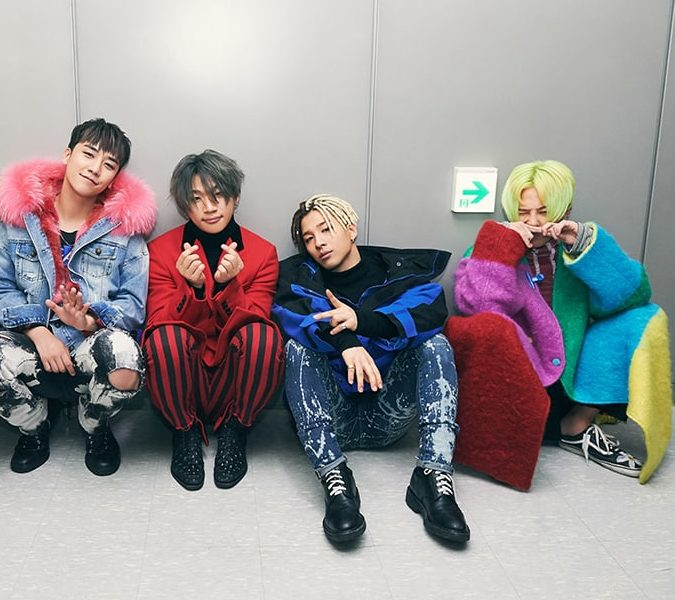 Japanese Media Claims 4 BIGBANG Members Plan To Enlist Next Spring