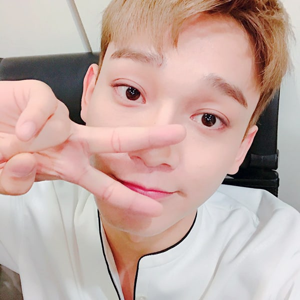 EXO's Chen Shares Adorable Photos And Comments About Facial Features + Receives Love On His Birthday
