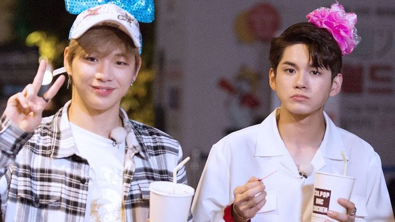 Wanna One's Kang Daniel And Ong Sung Woo In Talks To Join New SBS Variety Show