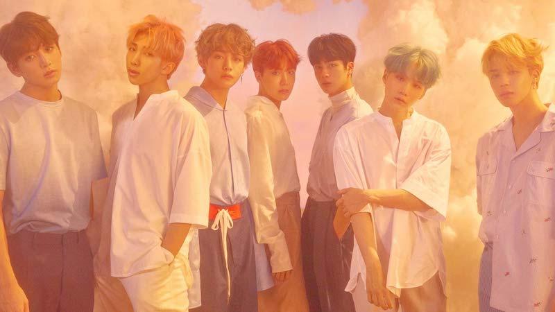 BTS Breaks K-Pop Records On Billboard 200 With Love Yourself: Her