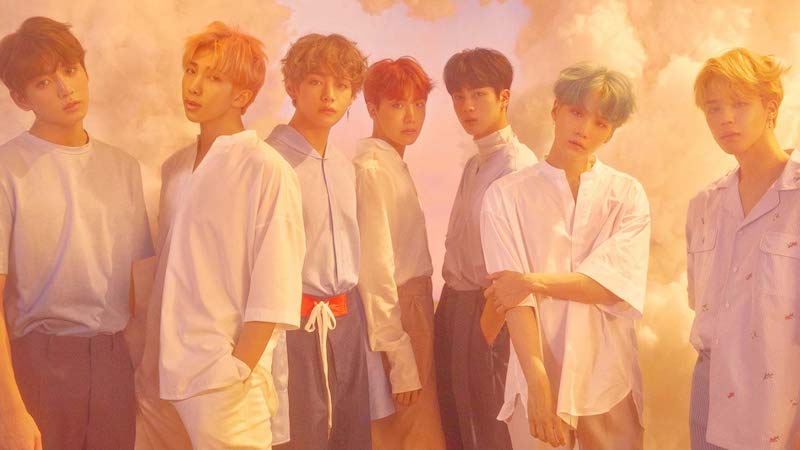 BTS Achieves Impressive Results On European Music Charts