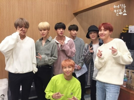 BTS Talks About Seo Taiji Calling Them Sons