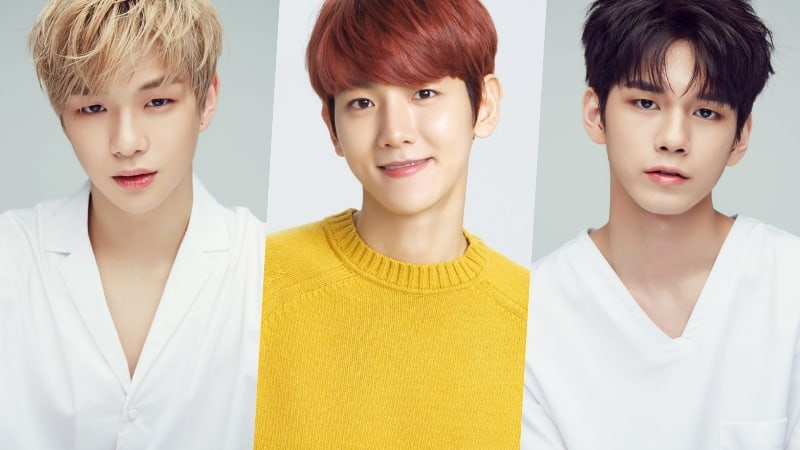 EXOs Baekhyun, Wanna Ones Kang Daniel And Ong Sung Woo, And More Confirmed For SBS Variety Show