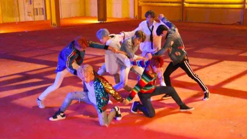 """BTS's """"DNA"""" Becomes Fastest K-Pop Group MV To Hit 50 Million Views"""