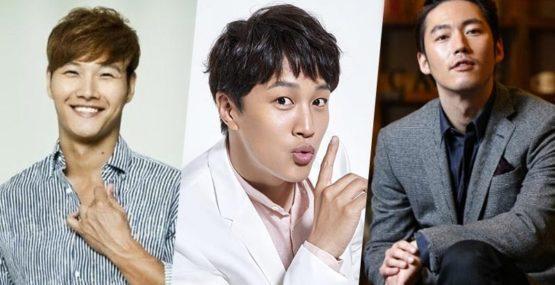 Kim Jong Kook Cha Tae Hyun Jang Hyuk