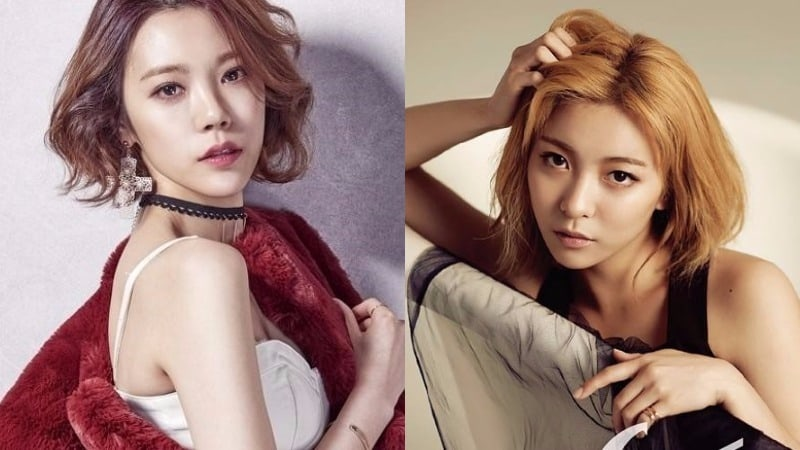 After School's Lizzy, f(x)'s Luna, And More Added To Beauty Variety Show