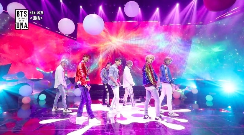Watch: 7 Of The Best Moments From BTSs Amazing Comeback Show